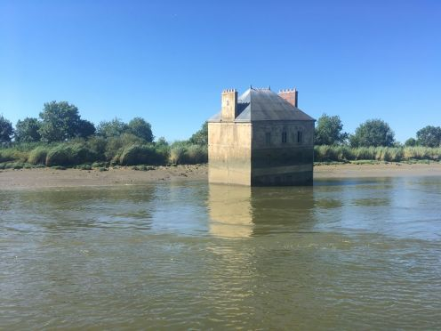 La maison dans la Loire de Jean-Luc Courcoult